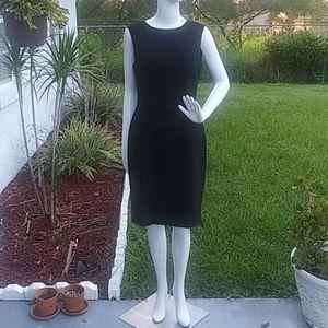 "Liz Claibourne ""Dresses"" Ladies Black Stealth  👗"